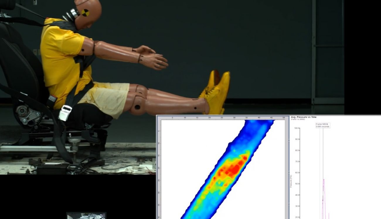 High Speed Pressure Mapping
